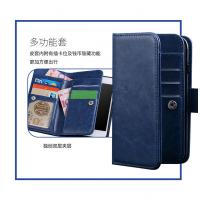 Quality Multi Colors Leather Iphone 7 Plus Wallet Case Full Protection With Wrist Strip wholesale