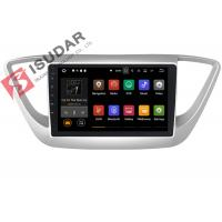 Cheap Built In Wifi Pure Android Auto Car Stereo Car Head Unit For Hyundai Solaris for sale