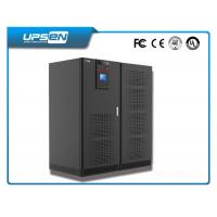 China Energy Saving 300KVA / 270KW Low Frequency Online UPS Three Phase on sale