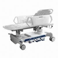 Cheap Hydraulic Emergency Trolley with Two Kinds of Pumps for sale