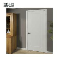 Quality Contemperary Flush Solid Hardwood Internal Doors With Handle Brand Hardware wholesale