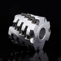 Quality Aluminum Body Helical Head Planer , High Performance Shaper Cutter Heads wholesale