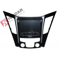 Quality Multipoint Touch Screen Android Auto Car Stereo HYUNDAI SONATA Dvd Player With GPS wholesale