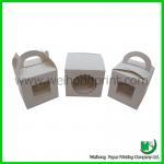 Quality Mini cupcake box wholesale