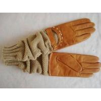 Quality Fashion Leather Gloves (CORGL 083-4.29) wholesale