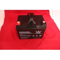 Buy cheap M6 Terminal UPS Lead Acid Battery 12v 38ah With Sealed And Maintenance Free Operation from wholesalers