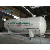 China 20 Tons DN2400mm Propane Storage Tanks For Gas Plant on sale