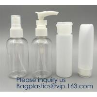 Small 30ml Empty E Liquid Plastic Squeeze Dropper Bottles With Chindproof And
