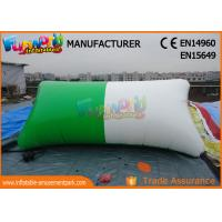 Quality 0.9mm PVC tarpaulin Inflatable Water Catapult / Inflatable Water Blob wholesale