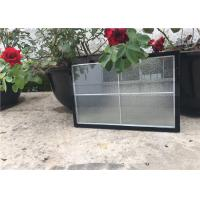China 22 x 64 Size Triple Panels Glass Tempered Glass Sheets Panels Modern Style on sale