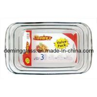 Quality Heat Resisitant Glass Bakeware wholesale