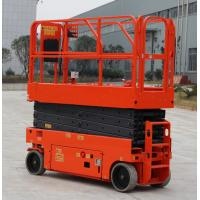Quality Movable Electric Aerial Work Platform Commercial Electric Hydraulic Scissor Lift wholesale