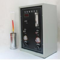 Quality Digital Oxygen Index Tester Box Material Divided Steel Plate Electrostatic Spraying wholesale