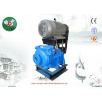 8 / 6E - AH Gold Mine AH Slurry Pump Blue / Yellow , Dry Sand Pump With 8 Inch Inlet