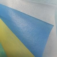 Quality Coated Laminated Non Woven Fabric / Disposable Non Woven Fabric For Medical Use wholesale