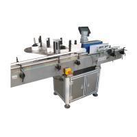 China Easy Operation Stable Round Bottle Labeling Machine High Precision on sale