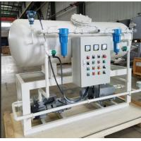 Quality Roots Rotary Vane Vacuum Pump Set Two Stage 150L/S Suction Capacity wholesale