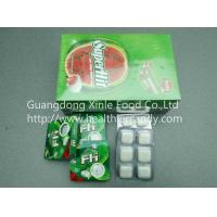 Cheap Cube Bubblegum Chewing Gum Promotional NiceTaste Cool Your mouth for sale