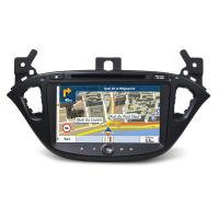 Quality In Vehicle Infotainment Car Multimedia Navigation System / Car Dvd Player For Opel Corsa 2015 wholesale