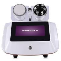 China Microcurrent Body Slimming Machine , Portable Vacuum Weight Loss Machine on sale
