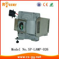 Quality Alternative Projector Lamp Module SP-LAMP-026 for INFOCUS projector wholesale