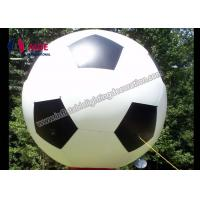 Cheap Party Decoration Inflatable Balloon Advertising Inflatable Football / Soccer for sale