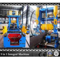 Quality PHJ15 Combined H Beam Production Line 3 In 1 Assemblying SAW Welding Straightening Machine wholesale