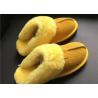 Buy cheap LADIES SHEEPSKIN LUXURY MULE SLIPPERS lamsbwool-lined slipper mule with from wholesalers