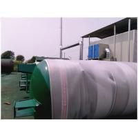 Quality ASME Approved Natural Gas Storage Tank Separator Vessel High Temperature Resistant wholesale
