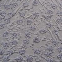 Quality New Arrival 100% Polyester Embroidered Fabric, Crocheted Lace Fabric wholesale