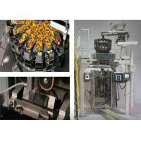 Quality High Speed Automatic Pouch Packing Machine For Powder / Granule Touch Screen wholesale