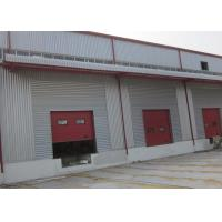 Quality Pre Manufactured Steel Buildings , Thermal Insulation Steel Building Workshop wholesale