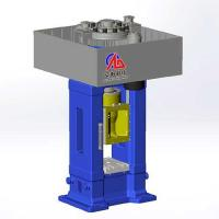 Cheap Electric screw forge press with 2019 new technical for closed die forgings for sale