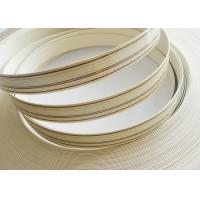 Quality China High Gloss Wood Grain Pvc Edge Banding Tape For Furniture / Cabinet wholesale