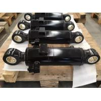 China Cushioned Custom Hydraulic Cylinders for Heavy Construction Equipment on sale