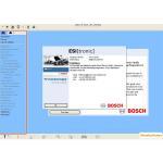 Quality BOSCH ESI 2014 Q1 Version ( Tronic ) Automotive Diagnostic Software Multi Language wholesale