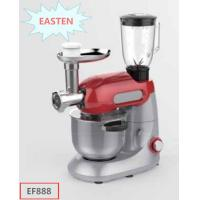 China Easten Kitchen Plastic Stand Food Mixer EF888/ 1000W Electric Dough CakeStandMixer With Meat Grinder on sale