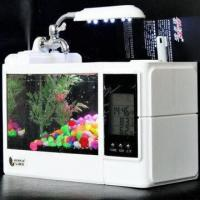 Quality Humidifier, very charming and combined with mini nice looking aquarium wholesale
