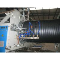 Quality HDPE Double Wall Corrugated Pipe Production Line wholesale