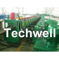 Quality Forming Speed 10 - 12m/min W Beam Guardrail Forming Machine for Crash Barrier TW-W312 wholesale