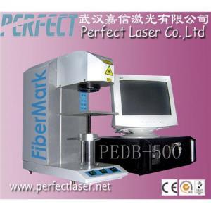 China Mini Fiber Laser Marking Machine (PEDB-500) on sale