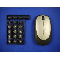 Quality Overmold Keyboard  / PC wireless Computer Mouse in overmolding plastic wholesale