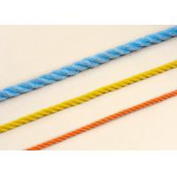Quality 4mm-18mm Poly Propylene 3-strand twist Rope code line wholesale