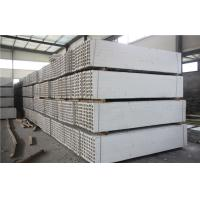 Quality Lightweight Precast Hollow Core Wall Panels Gypsum Boards JB 100mm for sale