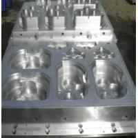 Quality Pump Diversion Shell EPS Foam Mould With 0.005 - 0.01mm Machining Tolerance wholesale