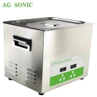 China Digital Ultrasonic Cleaner for Bike Parts / Bike Chain / Motor Parts 28khz on sale