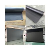 China XYSCREEN High Definition Black Diamond Projection Screen Projector Screen/Fabric for Projection Equipment on sale