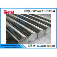 Quality Alloy C 276 Steel Round Bar , Hastelloy C276 Silver Copper Nickel Pipe Fittings wholesale
