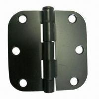 Quality Door/Residential/Round Corner Hinge, Base made of Steel wholesale