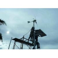 Quality Residential Rooftop Wind Turbine , 600 Watt Windmill Electricity For Home wholesale